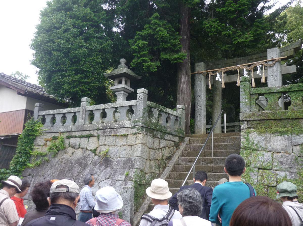 熊野の神社