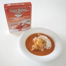 チキンマッカニーカレー