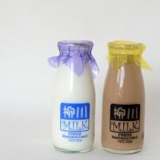 柳川牛乳・珈琲牛乳