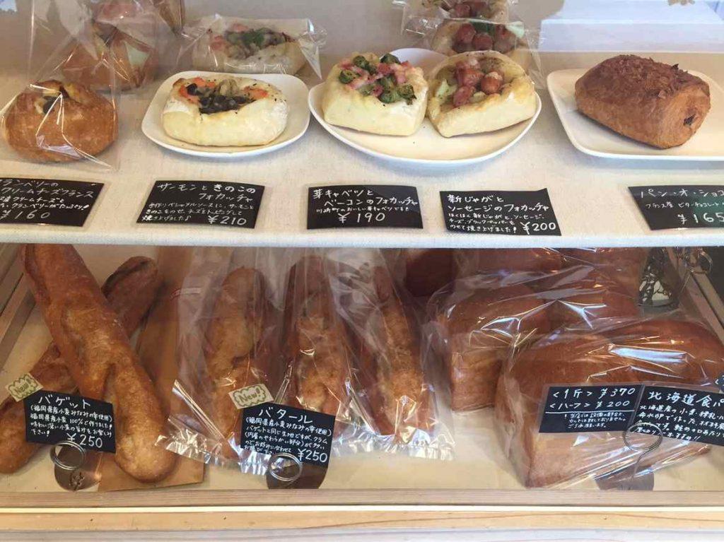 ご主人曰く、つくり方はフランス式だが味は日本式で、あっさりとした味わいのパンなのだとか。他のパンもぜひ食べてみたいですね〜!