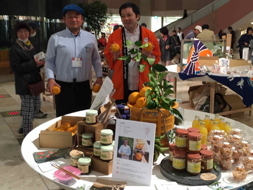 九州のおいしい食とうれしい道具を集めた「皿の上の九州」では、「もじょか堂」さんをはじめ、食と真剣に向き合う生産者さんが集まりました。